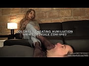 Dolores'_s Cheating Humiliation - (Dreamgirls in Socks)