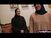 Muslim busty teens got smashed at a bachelorette party