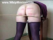 Severe caning for chubby ass 039 s wife