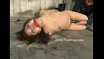 Tied indonesian slave used and abused in bdsm fetish dream extreme video Vorschaubild