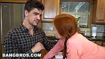 BANGBROS - Petite Teen Redhead Dolly Little Seduces Her Tutor (bbe15096) Preview