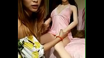 Sex dolls and beautiful women