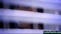 Hard Punish Sex Using Toys Between Lez Girls (indigo&jenna) video-25
