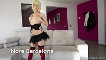El primer anal de Nora Barcelona. Nacho Vidal' s teen addiction Vorschaubild