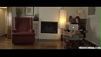 Redhead Milf shows young guy how to fuck thumbnail