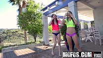 Mofos - Share My BF - Two Bikini Babes Share a Boyfriend starring Kimmy Granger and Anya Olsen Preview