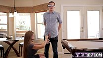 Stacked MILF Darla Crane shows young Sammi how to properly sucrt-of-sucking-cock