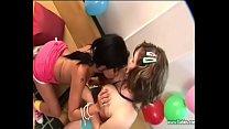 Fiesta de cumpleaños lesbica