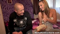 Make Him Cuckold - Cheating leads to cheating Kate teen porn Preview