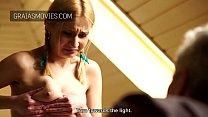 Little blonde slut educated pornhub video