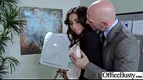 Lovely Girl (stephani moretti) With Big Tits Get Banged Hard Style In Office movie-30 preview image