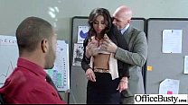 Lovely Girl (stephani moretti) With Big Tits Get Banged Hard Style In Office movie-30