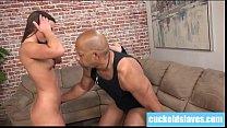 Amirah Adara interracial cuckold with Shane Diesel