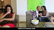 FamilyStrokes - Fucked My Bro During Movie Night preview image