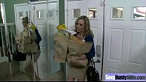 Busty Milf Wife (brandi love) Bang Hardcore In Front Of Camera movie-06 Image