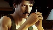 3D Narcos XXX - NEW Netflix Game Scenes Compila...