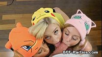 PokeHoes caught and fucked on video