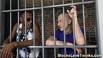 Cum prison twink ride bbc