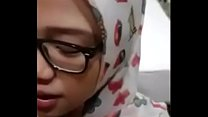 Tudung Fuck & Facial video