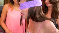 GIRLS GONE WILD - Sorority Sisters Haze Their Young New Pledge thumbnail