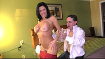 Squirting: Veronica Avluv cums in the mouth of ... thumb