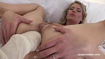 Claudia Mac & Valentina Bianco - Big black cock makes them CRAZZEEE