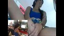 Horny Mexican Masturbating at Work - more free cams at CamsHub.net
