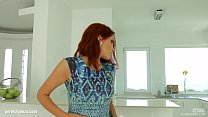 Amina Danger Gets Her Holes Filled Up With Jizz Of Creampie By All Internal