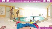 VRBangers.com Five Hot Russian Girls Share One Cock Vorschaubild