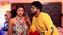Bhojpuri Actor Gaurav Srivastav and Hot Actress Mona leaked Video porn thumbnail