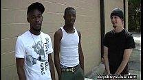 Blacks On Boys Gay Interracial Nasty Fuck Video 01