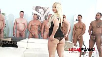 Big butt slut Bambi Bella gangbang SZ1380 pornhub video