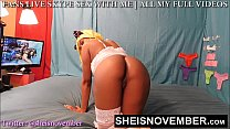 14649 SEXY TEEN BOOTY GAPE OF SHEISNOVEMBER OPENS HER TIGHT ASS HOLE AND WET PUSSY LIP preview
