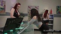 Shop owner anal toys lesbian hotties - Sexxxx videos thumbnail