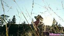 Twistys - Maya Rae starring at True North Strong and Free Thumbnail