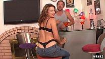 WANKZ- Whale Tail Whore Carmen Begs For Dick Image