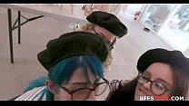 Color Me Bad-  Allie Addison, Lily Glee and Jewelz Blu pornhub video