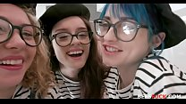 Color Me Bad-  Allie Addison, Lily Glee and Jew...