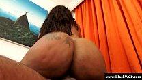 Nubian booty hottie Jade Black fucked