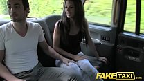 Fake Taxi tall Spanish beauty fucks her bf in t...