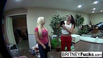The Golden Implant Heist with Britney