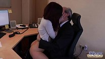 I am a young secretary seducing my boss at the ... Thumbnail