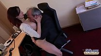 13844 I am a young secretary seducing my boss at the office asking for sex preview