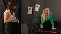Bossy Bitch Julie Cash Dominates Her CoWorker - 9Club.Top