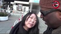 [ぽっちゃり、生フェラ、パイズリ、口内発射 ] 飢えている巨乳持ちの日本人女子○生が黒人のちんこをしゃぶりまくりザーメン飲まされそうに