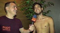 No Clube dos Pauzudos, PapoMix entrevista pornstar Renato