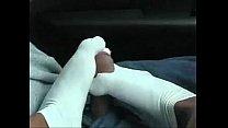 Sockjob in car Thumbnail