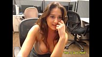 Girl chat sex at office
