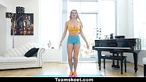TheRealWorkout - Compilation of Fit Babes Fucked After Workout Vorschaubild