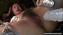 Electrostimulation Japanese & Bondage